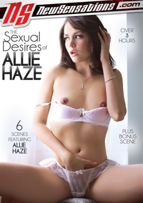 The Sexual Desires of Allie Haze (2014) DVDRip