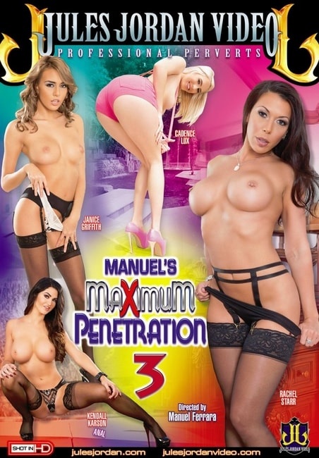 Manuel's Maximum Penetration 3 (2016) DVDRip