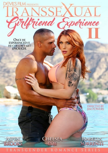 Transsexual Girlfriend Experience 2 (2016) DVDRip