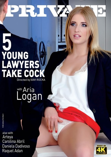 Private Specials 145: 5 Young Lawyers Take Cock (2016) DVDRip