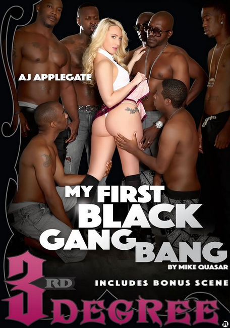 My First Black Gang Bang (2016) DVDRip