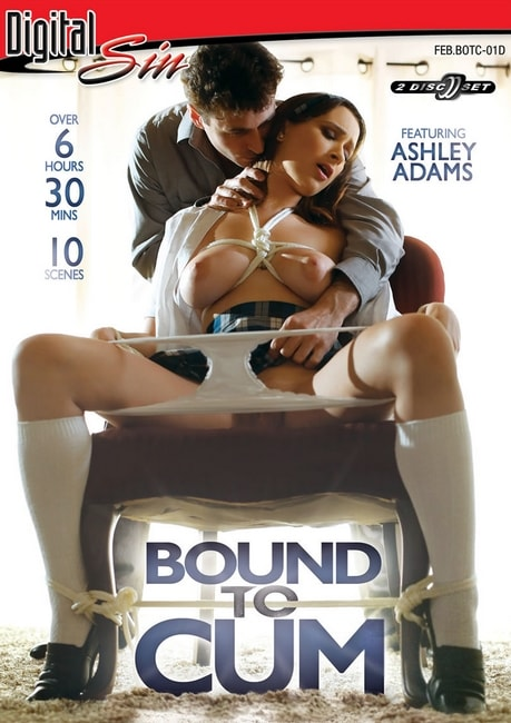Bound To Cum (2016) 2 Disc DVDRip