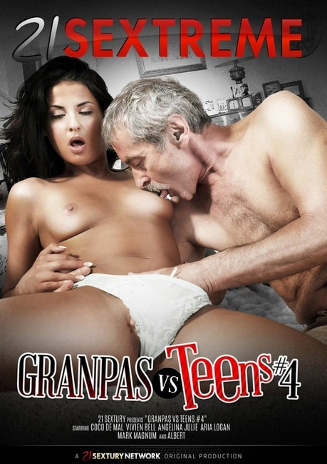 Granpas vs Teens 4 (2016) DVDRip