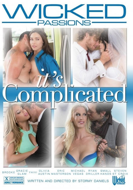 It's Complicated (2016) DVDRip