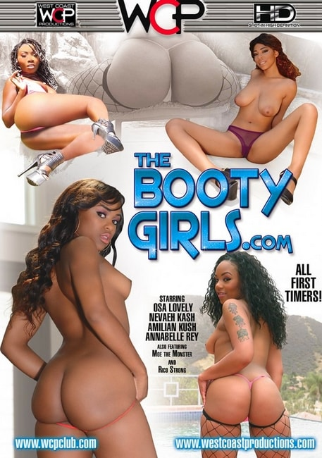 The Booty Girls.com (2016) DVDRip
