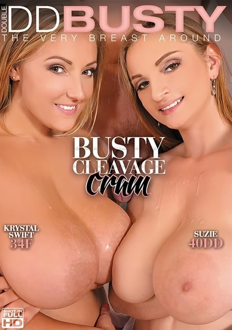 Busty Cleavage Cram (2016) DVDRip