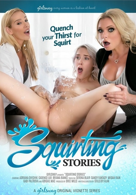 Squirting Stories (2016) DVDRip