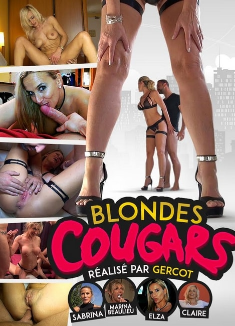 Blondes Cougars (2016) DVDRip