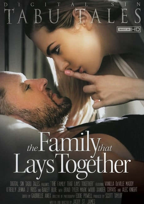 The Family That Lays Together (2016) DVDRip