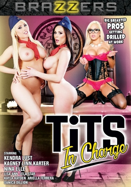 Tits In Charge (2016) DVDRip