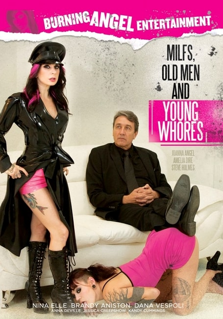 MILFs, Old Men and Young Whores (2016) DVDRip