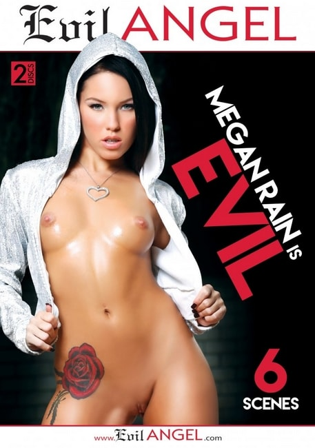 Megan Rain Is Evil (2016) 2 Disc DVDRip