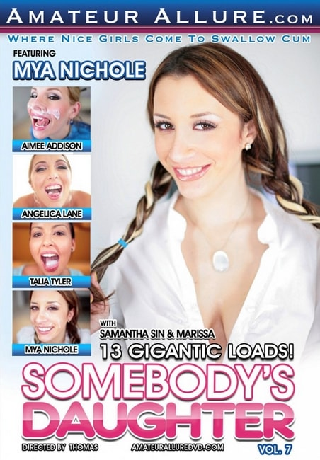 Somebody's Daughter 7 (2016) DVDRip