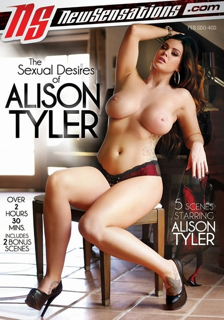The Sexual Desires Of Alison Tyler (2016) DVDRip
