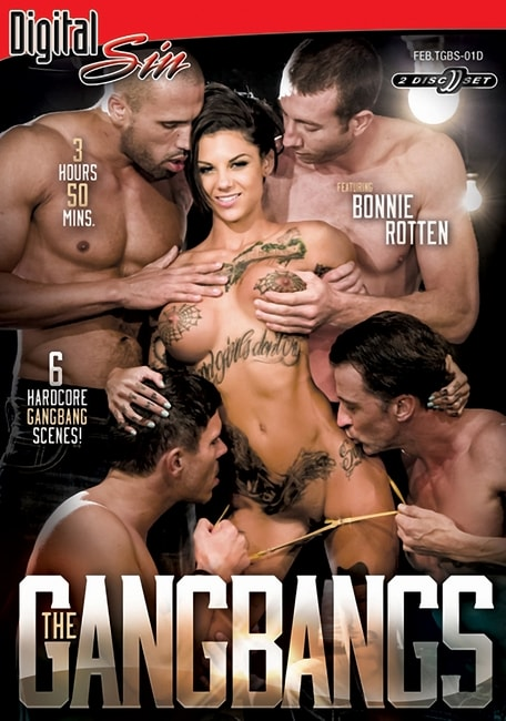 The Gangbangs (2016) DVDRip