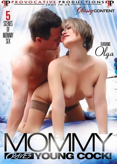 Mommy Craves Young Cock! (2016) DVDRip