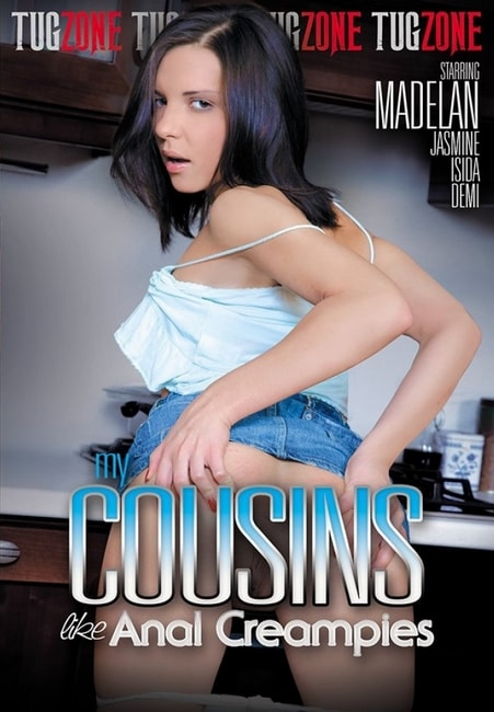 My Cousins Like Anal Creampies (2016) DVDRip