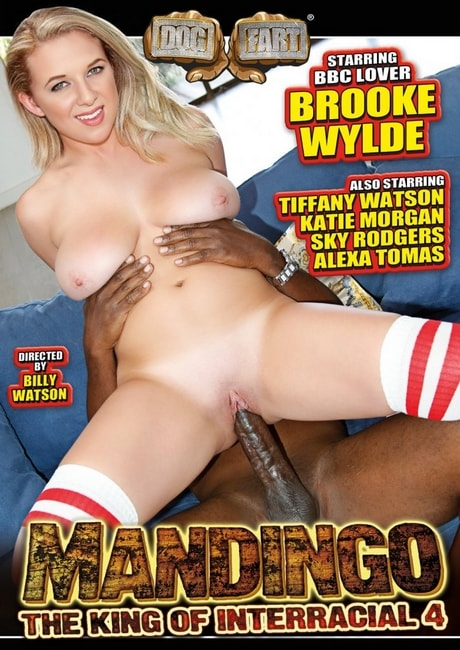 Mandingo: The King of Interracial 4 (2016) DVDRip