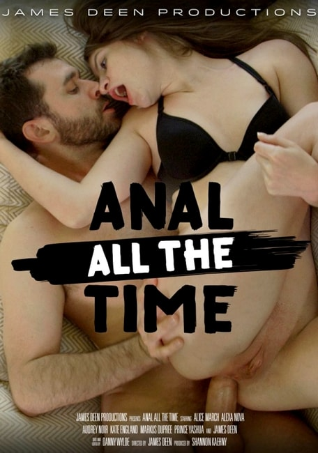 Anal All The Time (2016) DVDRip