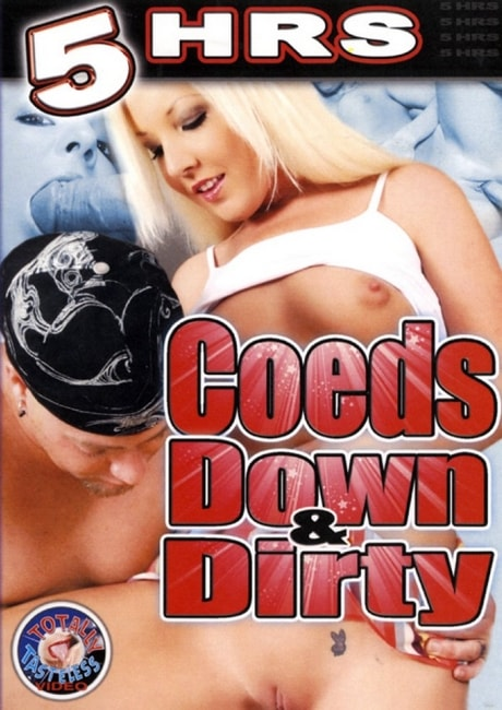Coeds Down & Dirty (2016) DVDRip