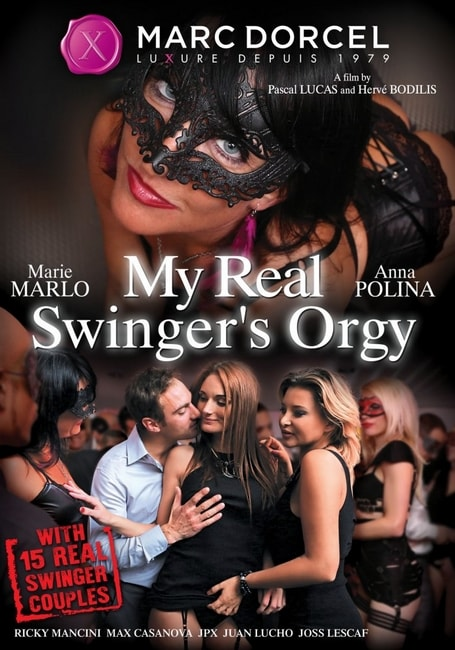 My Real Swinger's Orgy (2016) DVDRip