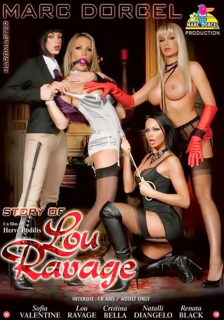 Story of Lou Ravage (2008) DVDRip