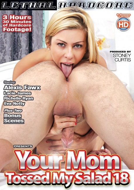 Your Mom Tossed My Salad 18 (2016) DVDRip