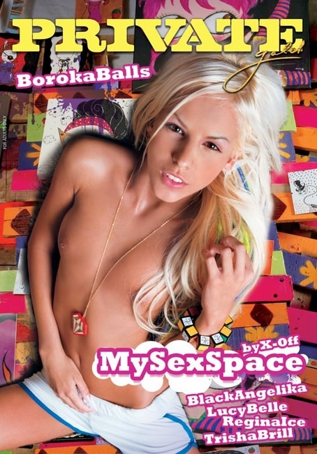 Private Gold 98: MySexSpace (2008) DVDRip