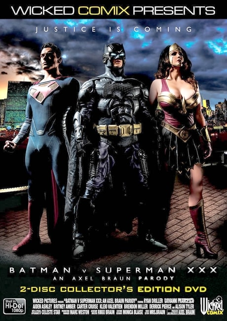 Batman V Superman XXX - An Axel Braun Parody (2015) DVDRip
