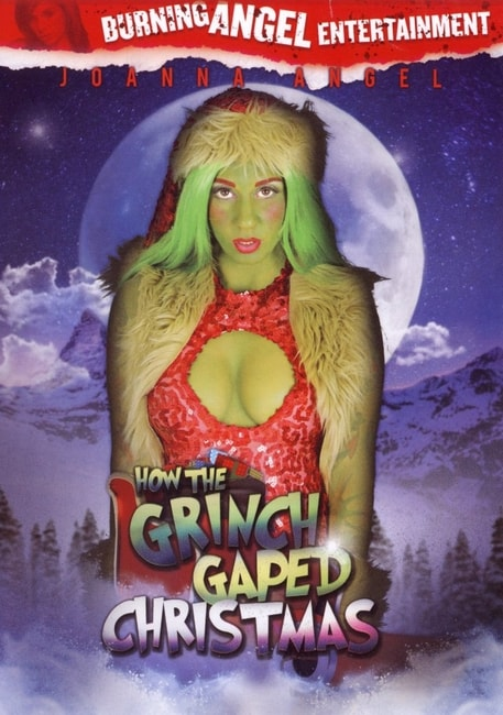 How The Grinch Gaped Christmas (2015) DVDRip