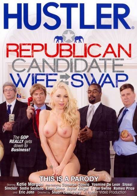 Republican Candidate Wife Swap (2016) DVDRip