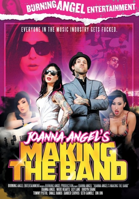 Joanna Angel's Making the Band (2015) DVDRip