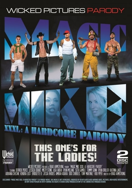 Magic Mike XXXL - A Hardcore Parody (2015) DVDRip