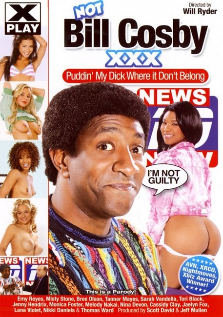 Not Bill CosbyXXX: Puddin' My Dick Where It Don't Belong! (2015) DVDRip