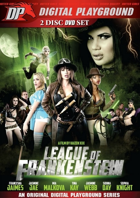 League of Frankenstein (2015) DVDRip