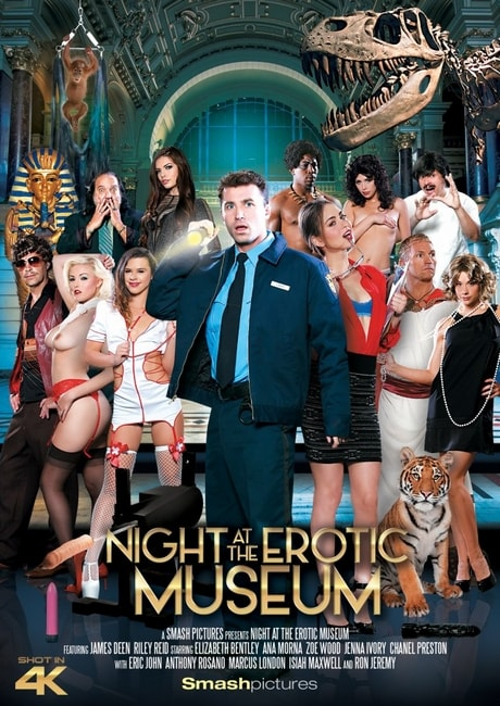 Night at the Erotic Museum (2015) DVDRip