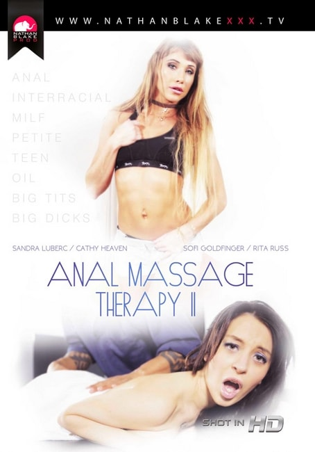 Anal Massage Therapy 2 (2016) DVDRip