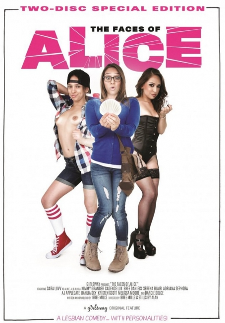 The Faces of Alice (2016) DVDRip