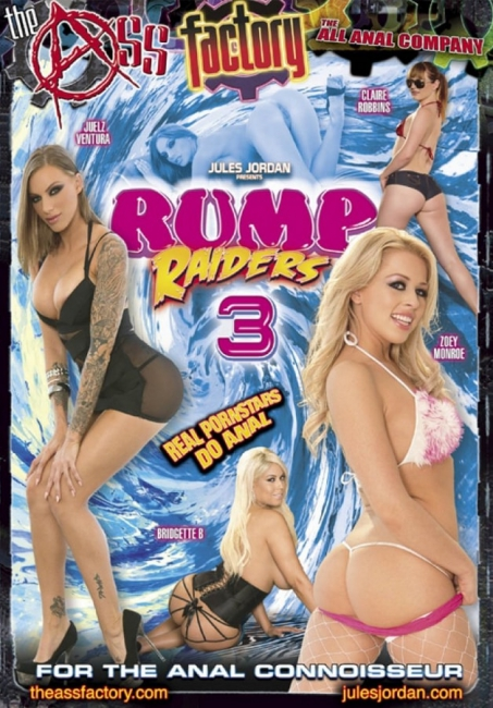 Rump Raiders 3 (2013) DVDRip