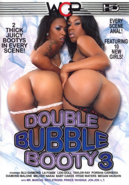 Double Bubble Booty 3 (2010) DVDRip