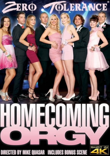 Homecoming Orgy (2017) DVDRip