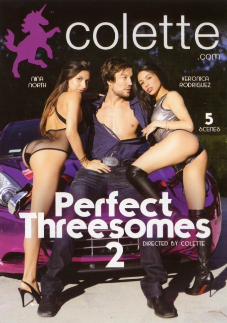 Perfect Threesomes 2 (2016) DVDRip