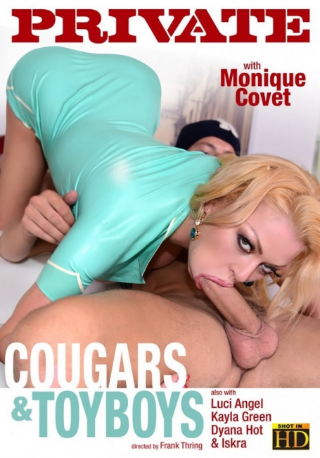 Private Specials 159: Cougars & Toyboys (2017) DVDRip