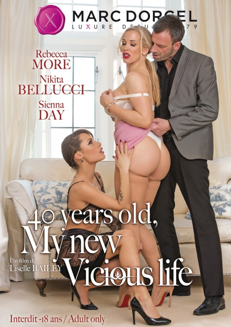 40 Years Old, My New Vicious Life (2017) DVDRip