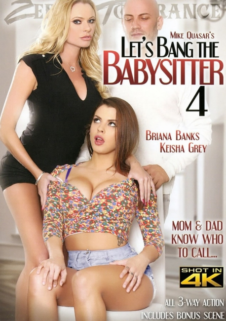 Let's Bang The Babysitter 4 (2017) DVDRip