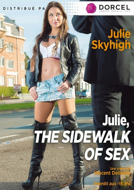 Julie, 26 years old, The Sidewalks of Sex (2017) DVDRip