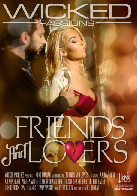 Friends and Lovers (2017) DVDRip