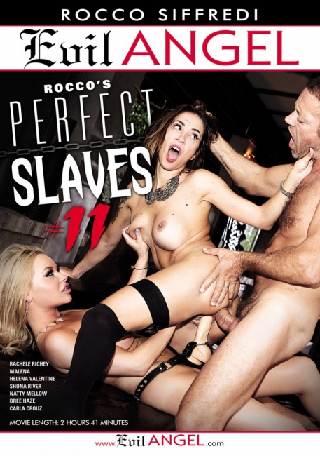 Rocco's Perfect Slaves 11 (2017) DVDRip