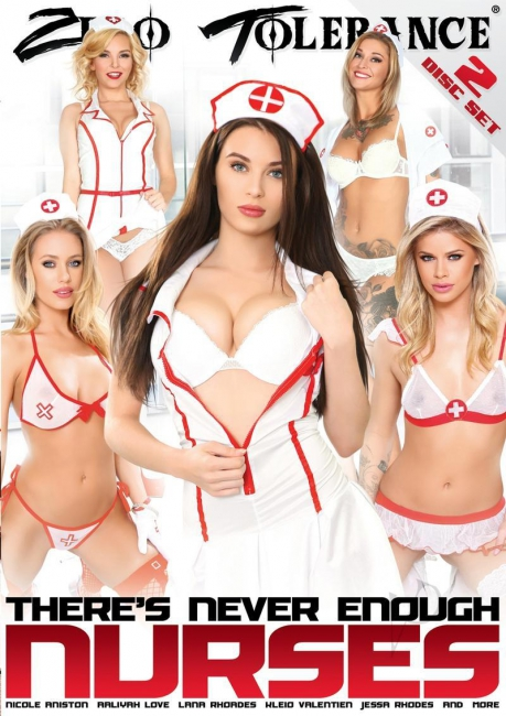 There's Never Enough Nurses (2017) 2 Disc DVDRip