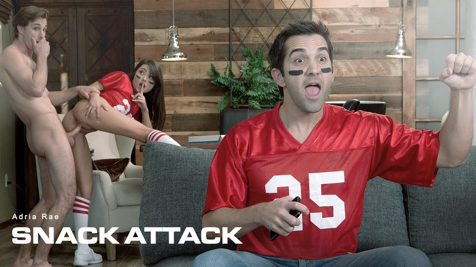 Adria Rae: Snack Attack HD 1080p